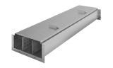 Короба кабельные блочные прямые ККБ-ПО, ККБ-2ПО, ККБ-3ПО S=2,0 мм