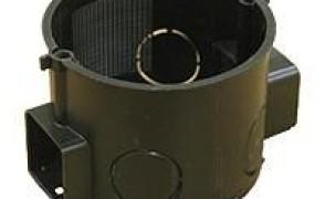 Коробка ответвительная с розеткой У257 У3
