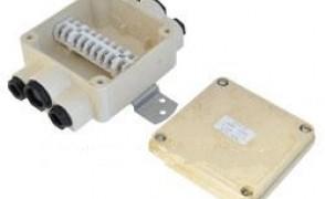 Коробка соединительная КСП 10 (IP65) без кабельных вводов