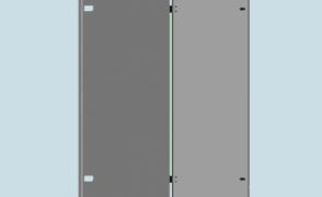 Панель вспомогательная ПнВ-Д с дверью