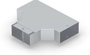 Короб тройниковый У 1110 УТ1,5 S=1,0 мм.