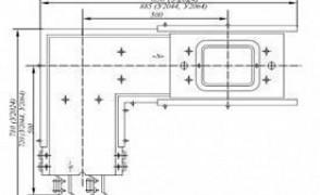 Муфта переходная 400-250А У2053 УТ1,5