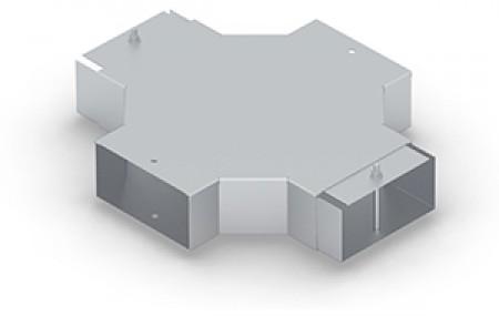 Короб крестообразный У 1095 УТ1,5 S=1,2 мм.