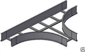 Лоток тройниковый лестничный S=1,2 НЛ-Т20х10 УТ1,5