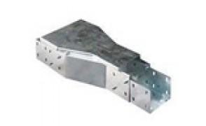 Короб переходной СП 100х50-50х50 УТ1,5  S=1,0