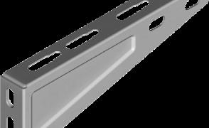 Кронштейн настенный КН-100 УТ1,5