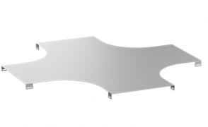 Крышка лестничного лотка крестообразного КНЛ-Т60 УТ1,5  S=1,2