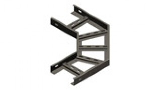Лоток угловой лестничный S=1,5 НЛ-У45 УТ1,5